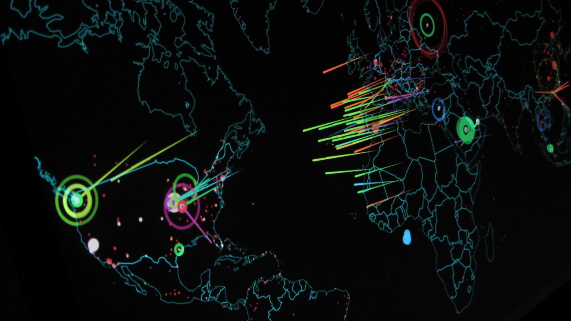 Cyber aanvallen