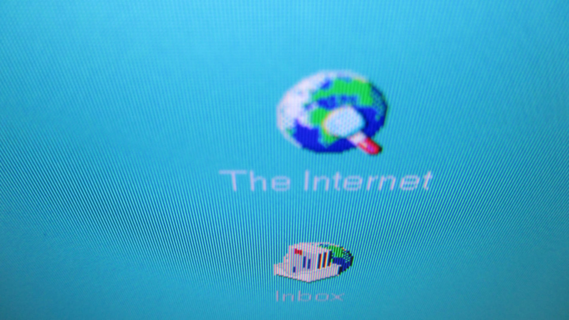 Internet snelkoppeling Windows 98